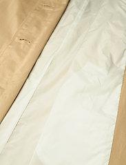 Samsøe Samsøe - Minoux coat 12681 - cienkie płaszcze - croissant - 5