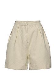 Maud shorts 12659 - WARM WHITE