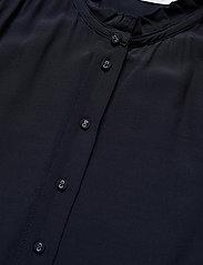 Samsøe Samsøe - Rosella shirt 10864 - kortärmade blusar - night sky - 2
