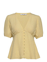 Petunia ss blouse aop 10056 - SUMMER DROPS