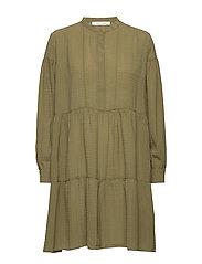 Margo shirt dress 12697 - AIR KHAKI