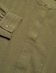 Samsøe Samsøe - Margo shirt dress 12697 - korte kjoler - air khaki - 2