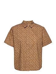 Mina shirt ss aop 11332 - BLOSSOM