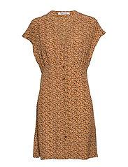 Valerie short dress aop 10867 - BLOSSOM
