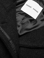Samsøe Samsøe - Hoffa jacket 12840 - wollen jassen - black - 3