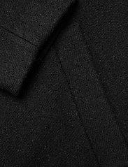 Samsøe Samsøe - Hoffa jacket 12840 - wollen jassen - black - 4