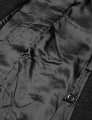 Samsøe Samsøe - Hoffa jacket 12840 - wollen jassen - black - 5