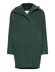 Hoffa jacket 12840 - DARKEST SPRUCE MEL.