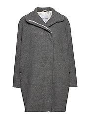 Hoffa jacket 12840 - LIGHT GREY MEL.