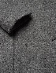 Samsøe Samsøe - Hoffa jacket 12840 - wollen jassen - light grey mel. - 4