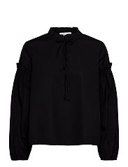 Maia shirt 11468 - BLACK