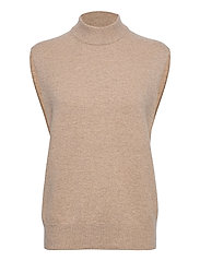 Amary vest 12758 - WARM GREY MEL.