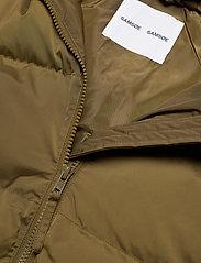 Samsøe Samsøe - Sera jacket 12891 - dun- & vadderade jackor - dark olive - 3