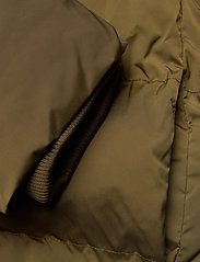 Samsøe Samsøe - Sera jacket 12891 - dun- & vadderade jackor - dark olive - 4