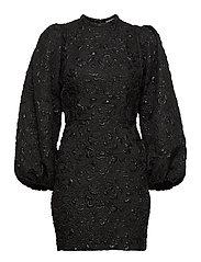 Harriet short dress 12905 - BLACK