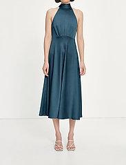 Samsøe Samsøe - Rheo dress 12959 - kveldskjoler - orion blue - 0