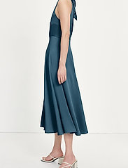 Samsøe Samsøe - Rheo dress 12959 - kveldskjoler - orion blue - 3