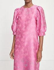 Samsøe Samsøe - Celestina long dress 12939 - kveldskjoler - bubble gum pink - 5