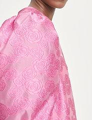 Samsøe Samsøe - Celestina long dress 12939 - kveldskjoler - bubble gum pink - 6
