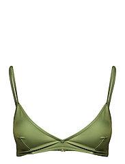 Malou bikini top 10725 - VINEYARD GREEN