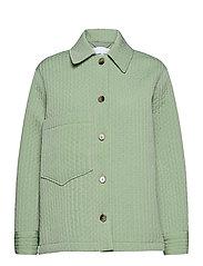 Ember jacket 13107 - VINEYARD GREEN