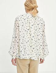 Samsøe Samsøe - Jetta shirt aop 12888 - langærmede bluser - sun bouquet - 3