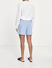 Samsøe Samsøe - Laury shorts 14014 - shorts casual - bold blue st. - 3