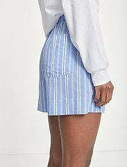 Samsøe Samsøe - Laury shorts 14014 - shorts casual - bold blue st. - 6