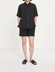 Samsøe Samsøe - Hoys f shorts 10654 - shorts casual - black - 0