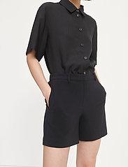 Samsøe Samsøe - Hoys f shorts 10654 - shorts casual - black - 3