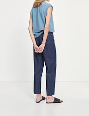 Samsøe Samsøe - Elly jeans 14031 - straight regular - blue rinse - 3