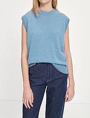 Samsøe Samsøe - Elly jeans 14031 - straight regular - blue rinse - 4
