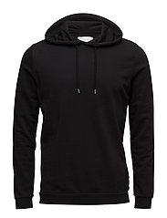 Enno hoodie ls 7057 - BLACK