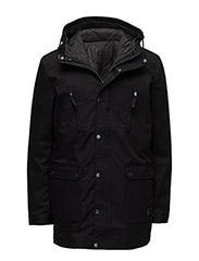 Beaufort jacket 3955 - BLACK