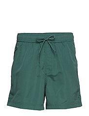 Mason swim shorts 6956 - MALLARD GREEN