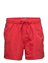 Mason swim shorts 6956 - RACING RED
