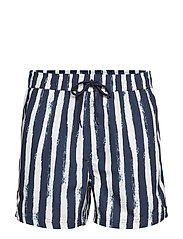 Mason swim shorts aop 6956 - BLUE STROKE