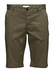 Balder shorts 7321 - OLIVE NIGHT