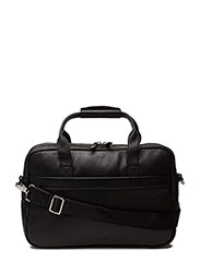 Miro briefcase single 3338 - BLACK
