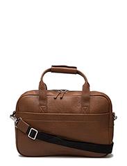 Miro briefcase single 3338 - COGNAC