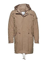 Marconi jacket 8231 - TIMBER WOLF