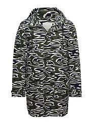 Duvall jacket 9452 - CAMO AOP