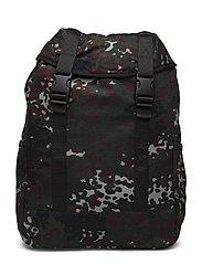 Cicero backpack aop 9452 - PLUM DOTCAMO AOP