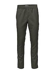 Smith tape pants 6876 - CLIMBING IVY