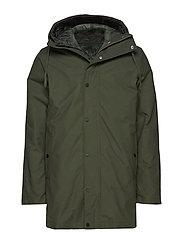 Diemer jacket 10184 - CLIMBING IVY