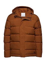 Don jacket 8306 - CARAMEL CAFE