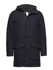 Metso jacket 10185 - DARK SAPPHIRE