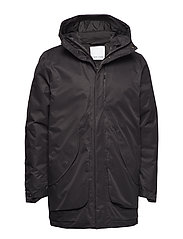 Everett jacket 9393 - BLACK