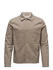 Cage jacket 10047 - TIMBER WOLF