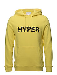 Hyper hoodie 9461 - BLAZING YELLOW